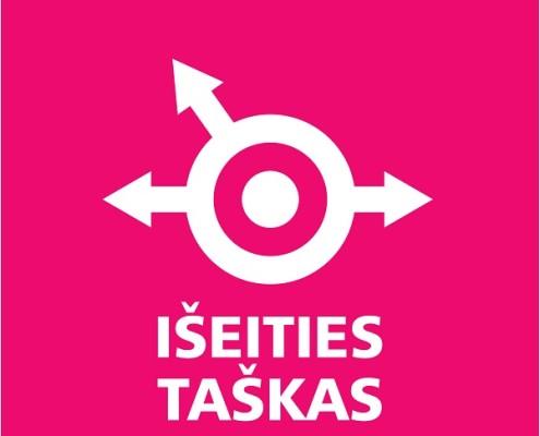 Festivalis Iseities taskas_poster