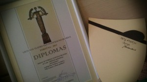 Severijos diplomai