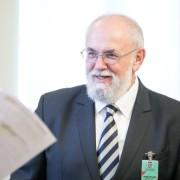 Eugenijus Laurinaitis. Foto - Šarūnas Mažeika