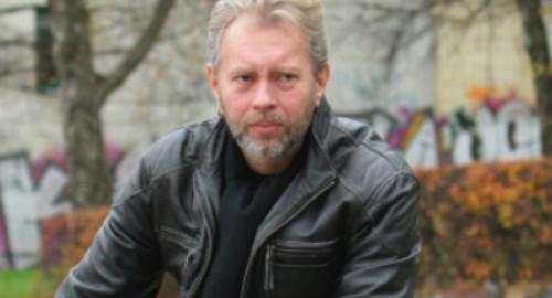 """Herkus Kunčius. Nuotr. iš ,,Metai"""", 2009"""